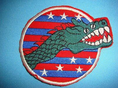 Bright Us Air Force 595th Test And Evaluation Group Patch Collectibles