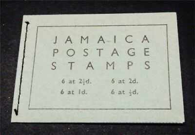 nystamps British Jamaica Stamp Early Booklet Rare