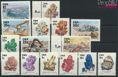 complete.issue. Unmounted Mint / Never Hinged 20 Namibia Southwest 1097-1101