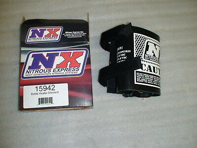 New NX 15942 heater warmer element  for 10lb and 15lb nitrous bottle  , NOS