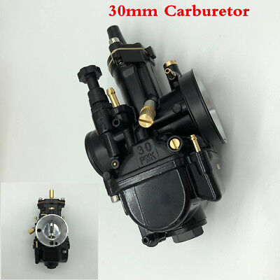 For Keihin Carb PWK 30mm Carburetor Motorcycle Racing Scooter Part Replacement