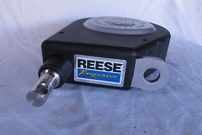 REESE SureLok Retractable Cable Security Lock System Set 15' Cable 7032100 Nice