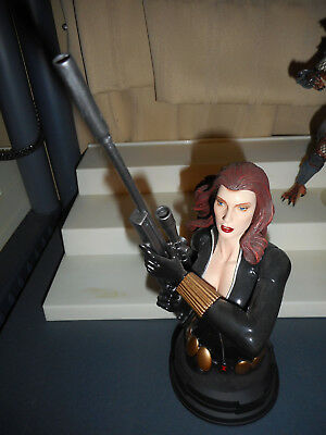 Black Widow Marvel The Avengers Mini Bust Gentle Giant 190/500 Limited Edition