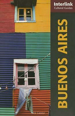 Buenos Aires: A Cultural Guide by Nick Caistor (English) Paperback Book Free Shi