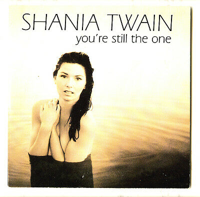Shania Twain ‎– You're Still The One / CDS