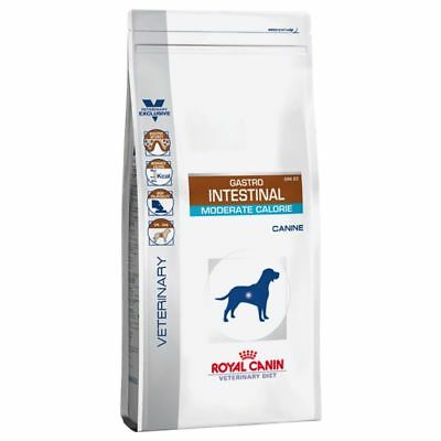 Royal Canin Veterinary Diet Dog -Gastro Intestinal Moderate Calorie Dry Dog Food