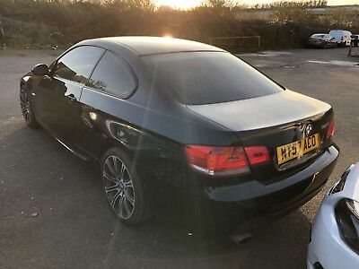 2007 Bmw 320I, Coupe, M Sport, Black, Spares Or Repair