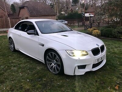 2008, Bmw M3, 4.0L V8, Convertible , Automatic, White , Bargain Priced To Sell