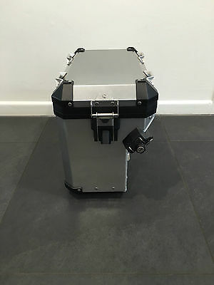 BMW R1200GS Adventure LC Aluminium Pannier (Right) with free codeable locks