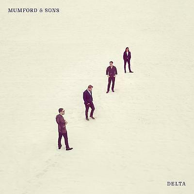Mumford & Sons - Delta - Cd Digipack Deluxe Edition New Sealed 2018