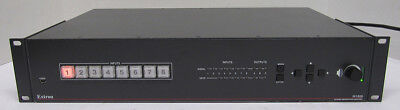Extron IN1608 Scaling Presentation Switcher HDMI