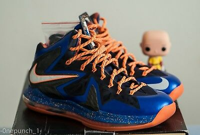 cheap for discount fdc74 258ee Nike Lebron X  Super Hero  P.S. Elite 12 15 8 7 1 2 9