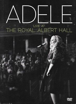 Adelle ~ Live At The Royal Albert Hall ~ Dvd & Live Cd Of Show W/booklet