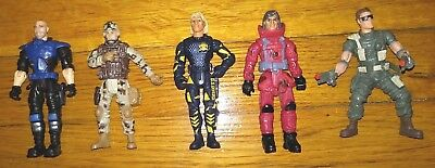 Military Demolition Team 5 Lanard Figure Squad GI Joe The Corpse Read Descriptio
