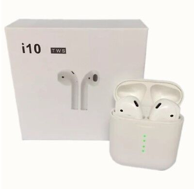 Mini I10 TWS Bluetooth v5.0 Headset Wireless Earphone Earbuds With Charging Box
