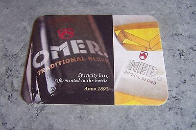Sous-Bock - Biere - [ Omer ] - Traditional Blond
