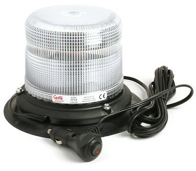 Grote 77321 Clear Compact Low Profile Strobe