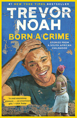 [PDF] Born A Crime Stories from a South African Childhood ⚡Fast 📨+1 Bonus EB00K