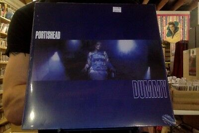 Portishead Dummy LP sealed vinyl reissue