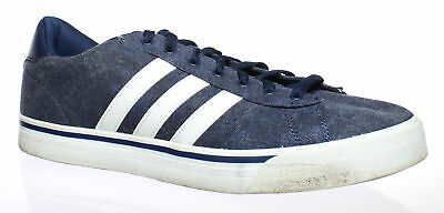 the best attitude a244e 07318 Adidas Mens Cf Super Daily Blue Fashion Sneaker Size 11 (18416)