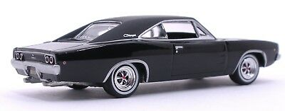 2009 GREENLIGHT 1968 DODGE CHARGER R//T MUSCLE CAR GARAGE 1//1000 SERIES 10 NOS