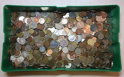 10 Pound lb World Coin Lot#3