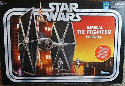 Imperial Tie Fighter STAR WARS The Vintage Collection Entertainment Earth exclus
