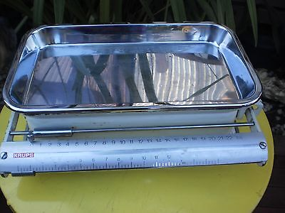 """Vintage Krups """"perla"""" Made In Germany Kitchen Weighing Scales Set"""