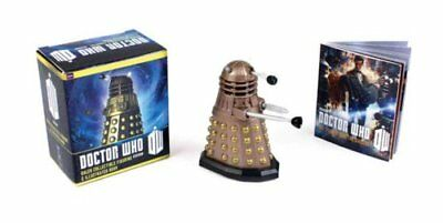 Doctor Who: Dalek Collectible Figurine and Illustrated Book 9780762449316