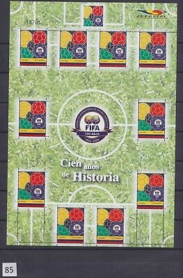 ++ Colombia - Mnh - Soccer