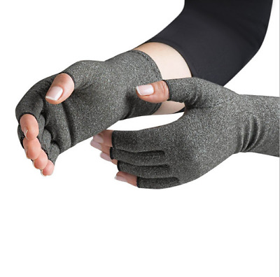 Arthritis Gloves Compression Joint Finger Pain Relief Hand Wrist Support