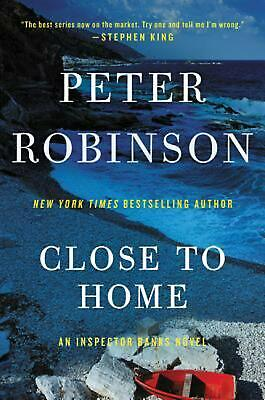 Close to Home by Peter Robinson (English) Paperback Book Free Shipping!