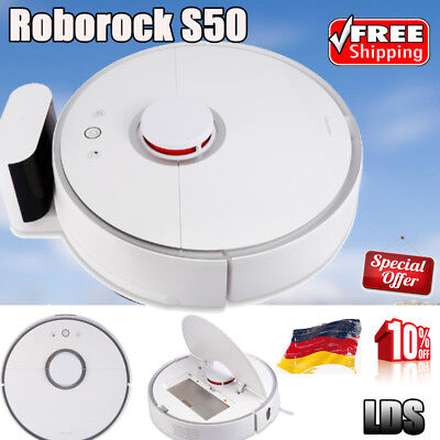 Roborock S50 Vacuum Cleaner LDS System Path Saugroboter Staubsauger