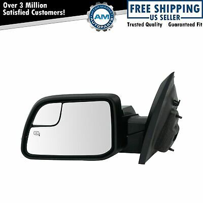 New Right Side Heated Towing Mirror w// Glass Signal for GMC Sierra Truck 03-2007