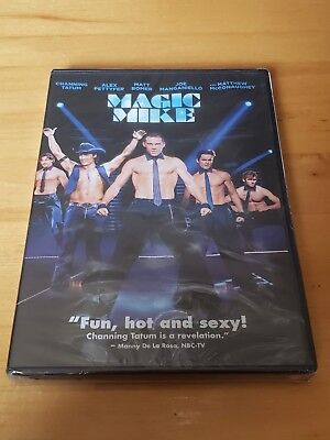 MAGIC MIKE (DVD, 2012) NEW. Free shipping and free returns