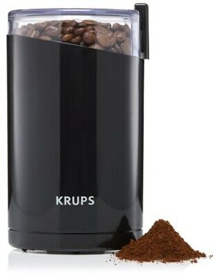 Krups Coffee & Spice Mill Grinder With Twin S/Steel Blades - Twin Function Mill