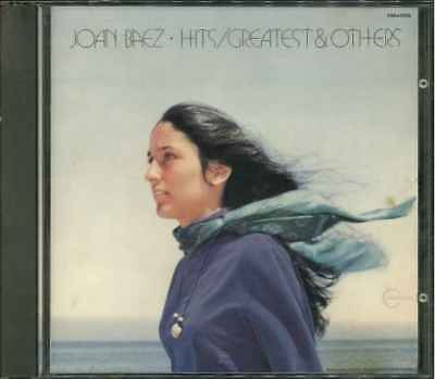 "JOAN BAEZ ""Hits / Greatest & Others"" Best Of CD"