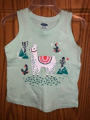 NWT Old Navy Brand Girls Top Sz 18-24mo
