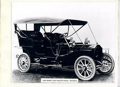 Lot of 2 Mounted Vintage Packard Car photograph s from an Exhibition 1899, 1906