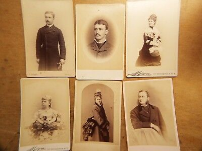 OLD Cabinet Card PhotoS LOT #9
