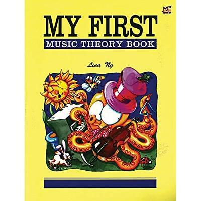My First Music Theory Book (Made Easy (Alfred)) - Paperback NEW Lina Ng 2010-11-