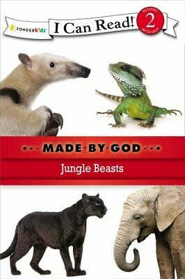 Jungle Beasts by Zondervan Publishing 9780310721918 (Paperback, 2011)