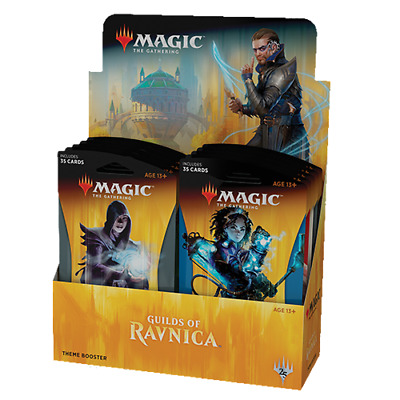 Magic The Gathering Sealed Guilds Of Ravnica Theme Booster Display WOC C58360000