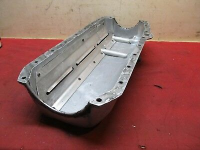 ARE Dry Sump Oil Pan Small Block Chevy IMCA UMP NASCAR #14036