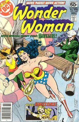 Wonder Woman (1st Series DC) #249 1978 VG 4.0 Stock Image Low Grade