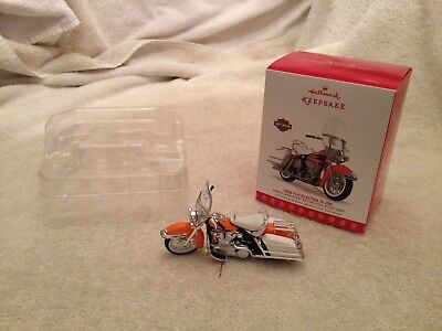2017 Hallmark Harley-Davidson 1968 FLH Electra Glide w/ Box and Inner Packing