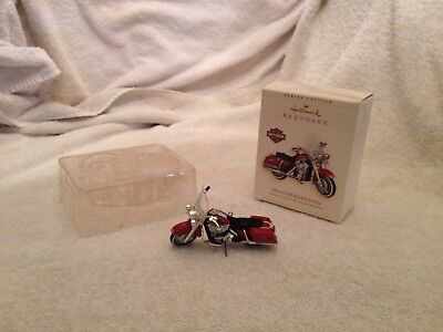 2006 Hallmark Harley-Davidson 1994 FLHR Road King w/ Original Box and Packing