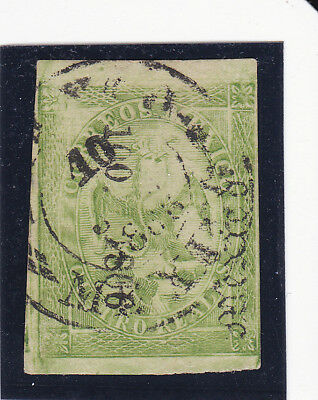 Mexico 24 Period 5 Consignment 100-1866 only 1,000 sent VF
