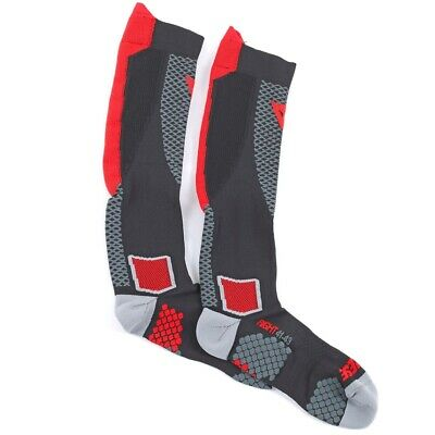Dainese D-Core Breathable Motorcycle / Bike Riding High Socks