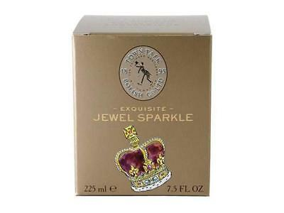 New Town Talk Jewel Sparkle Jewellery Cleaner Bath 225ml FREE DELIVERY
